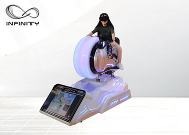 9D Race Motorbike Game Reality Game Machine / VR Simulator Driving Car