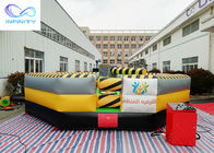 Interactive Sports Wipeout Course Inflatable Meltdown Machine
