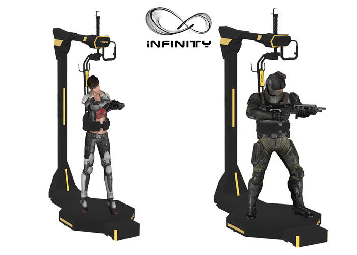 INFINITY Electric Motion Virtual Reality Walking Platform برای خرید مرکز خرید تامین کننده